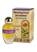 Óleo Perfume De Unção Nardo - Importado De Israel - 12ml - Blessing From Jerusalem