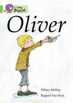 Oliver - Collins Big Cat - Band 11/Lime -