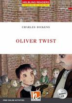 Oliver twist - with audio cd + free online activities - n/e - Disal editora