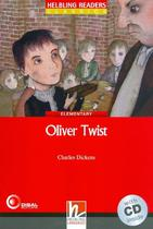 Oliver twist with cd-audio - Disal editora
