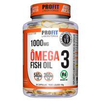 Omega 3 1000 Mg - 90 Cápsulas Softgel - Profit -