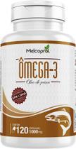 Ômega 3 120 caps 1000 mg - Melcoprol -