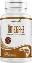 Ômega 3 60 caps 1000 mg - Melcoprol -