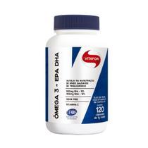 Omega 3 epa e dha - 120caps vitafor -