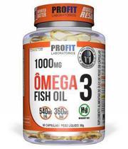 Omega 3 fish oil 90 capsulas - PROFIT