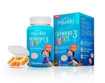 Omega 3 Pro Kids C/60 Capsulas - EQUALIV -