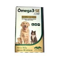 Omega 3 SE 1100 (30 Capsulas) - VETNIL -