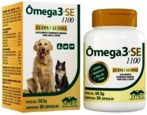 Omega 3 Se 1100 - 30 Capsulas - Vetnil