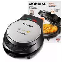 Omeleteira Fritadeira Elétrica Ovos Duo Mondial 1000w -
