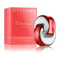 Omnia Coral Bvlgari Eau de Toilette Feminino 65ml -