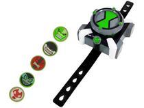 Omnitrix Lançador de Discos Ben 10 - Sunny Brinquedos