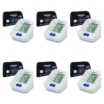 42314d9c9 Omron Auto Hem-7122 Monitor de Pressão Arterial de Braço (Kit C 06