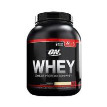 ON WHEY 100 BLACK LINE 4.51LBS (2,04kg) - BAUNILHA - Optimum nutrition