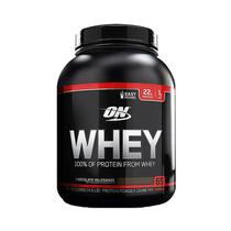 ON WHEY 100 BLACK LINE 4.51LBS (2,04kg) - CHOCOLATE - Optimum nutrition