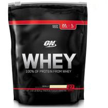 ON Whey 1,85lb Whey Protein - Optimum Nutrition Baunilha
