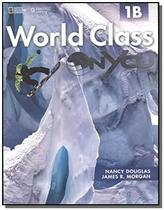 On you - world class 1b combo split with cd-rom - 1st ed - Cengage -