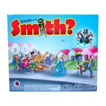 Onde está Sr. Smith - Ludens Spirit -
