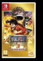 One Piece Pirate Warriors 3 Deluxe Edition Switch Digital -