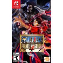 One Piece: Pirate Warriors 4 - Switch - Nintendo