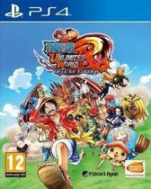 One Piece Unlimited World R Deluxe Edition Ps4 Midia Fisica -