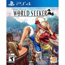 One Piece World Seeker Ps4 Midia Fisica -