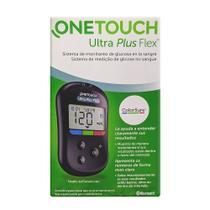 One Touch Ultra Plus Flex Kit Monitor de Glicemia -