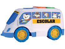 Ônibus Tchuco Baby Escolar Didático - Samba Toys 223