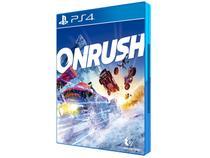 OnRush para PS4 - Codemasters