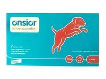 Onsior 40mg Anti-inflamatório Cães Acima De 20kg C/ 7 Comp. - Elanco