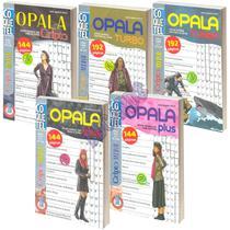 Opala Cripto Turbo Plus Livro De Passatempo Coquetel -