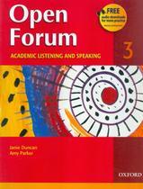 Open forum 3 sb - Oxford university