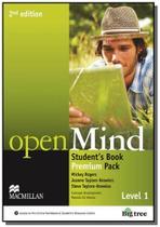 Open mind 1 students book premium pack- 2nd ed - Macmillan
