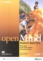 Open mind 2 sb/wb with dvd - 2nd ed - Macmillan