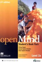 Open mind 2a sb/wb with dvd - 2nd ed - Macmillan