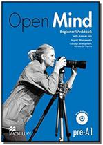 Open mind beginner wb with cd and key - Macmillan