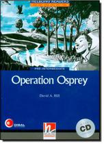 Operation osprey - pre intermediate - Disal editora