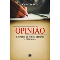 Opinião - Scortecci Editora -