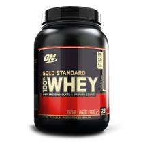 Optimum nutrition gold standard 100 whey ( 2 lb) - double rich chocolate