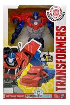 Optimus prime transformers robots in disguise - Hasbro