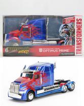 Optimus Prime - Western Star 5700XE - Transformers - Hollywood Rides - 1/32 - Jada -