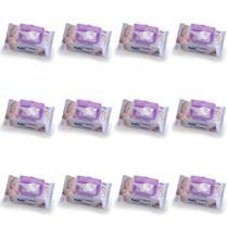 Opus Baby Poppy Premium Fliptop Toalhas Umedecidas C/96 (Kit C/12) -