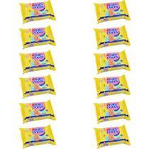 Opus Baby Poppy Premium Toalhas Umedecidas C/100 (Kit C/12) -