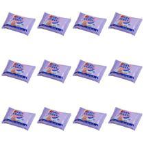 Opus Baby Poppy Premium Toalhas Umedecidas C/60 (Kit C/12) -