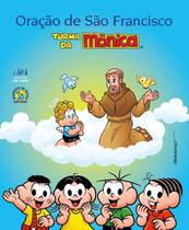 Oracao de sao francisco - turma da monica - Ave maria