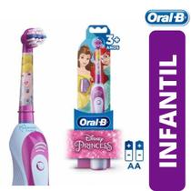 Oral B - Escova Elétrica Infantil Princesas - OralB