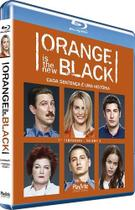 Orange Is the New Black - 1a Temporada, V.3 (Blu-Ray) - Playarte (rimo)