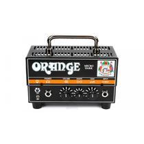 Orange Micro Dark 20w - Cabeçote Valvulado Para Guitarra -
