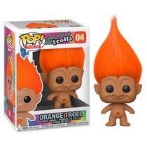 Orange Troll 04 - Good Luck Trolls - Funko Pop -