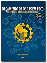 Orçamento de Obras em Foco - 3a ed. - Pini -