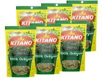 Orégano Desidratado Kitano 10g - 6 Unidades